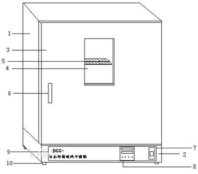 室内空间结构图